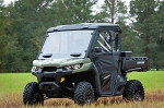 Seizmik Framed Soft Door Kit for Can-Am Defender Models