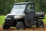 Seizmik Framed Soft Door Kit for Polaris Ranger XP 1000 (Pro-Fit, New Body Style)