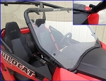EMP Arctic Cat Wildcat Trail & Sport Hard Coated Windshield