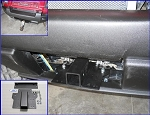 EMP 2 inch front Receiver for Kawasaki Mule 4010