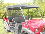Steel Top for the Kawasaki Mule Transport 3010/4010 by Extreme Metal Products