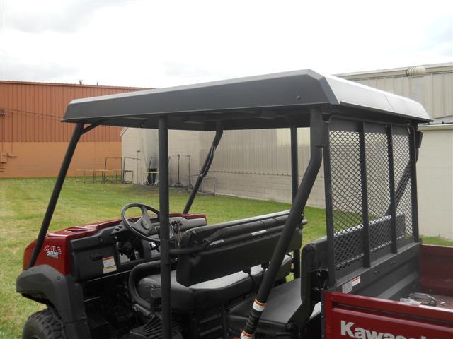 Hard Top For Kawasaki Mule Transport Models 3010 And 4010