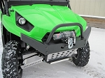 Teryx Extreme Front Bumper with Winch Mount by Extreme Metal Products