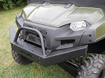 EMP Polaris Ranger Extreme Front Bumper/Brush Guard and Winch Mount