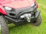 EMP Extreme Mid Size Ranger Front Bumper with Winch Mount