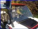 EMP Polaris RZR XP1000 & RZR 900 Full Windshield