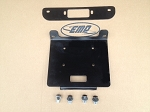 EMP Polaris RZR 1000 Winch Mount Plate
