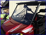 EMP Full Scratch Resistant Windshield for Polaris Ranger Fullsize Models