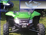 Extreme Metal Products Extreme Arctic Cat Wildcat Front Bumper