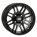 ITP SS316 ATV Wheels - 14 inch Black Ops