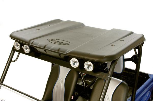 John Deere Utv >> UTV Accessories - J-Strong UTV Top for Yamaha Rhino
