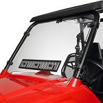 Kolpin Full Windshield with Vent for Polaris RZR