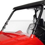 Kolpin Half Fixed UTV Windshield for Polaris RZR 570, 800, 800S and 900