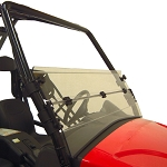 Kolpin Half Tilting Windshield for Arctic Cat Prowler (with round tubes roll cage)