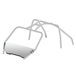 Kolpin Half Fixed Windshield for Arctic Cat Wildcat