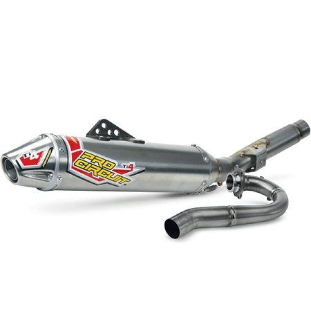 Pro Circuit TI-4 Full Exhaust System for Honda CRF50