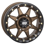 STI HD5 Beadlock Wheels, 15 inch Bronze