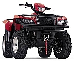 Warn ATV Bumper for Suzuki King Quad