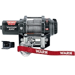 Warn Vantage 2000 lb. Wire Rope Winch (Warn 89020)