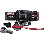 Warn Pro Vantage 3500 lb. Synthetic Rope Winch  (Warn 90351)