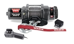 Warn Vantage 3000 lb. Synthetic Rope Winch  (Warn 89031)