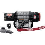 Warn Pro Vantage 4500 lb. Wire Rope Winch (Warn 90450)