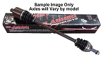 Slasher Axle for Arctic Cat 550 Prowler