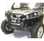 Slasher HD Max Front Bumper for Can-Am Commander