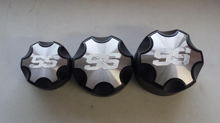 John Deere Utv >> ITP SS Center Caps for SS312 & SS316 Wheels