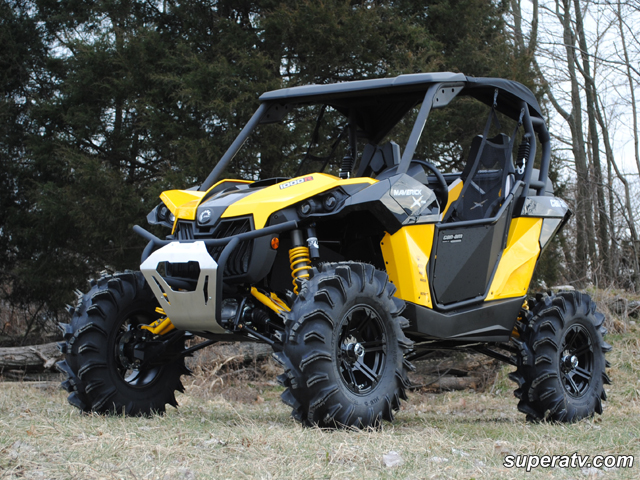 3 Inch Lift Kit For Can Am Maverick By Super Atv