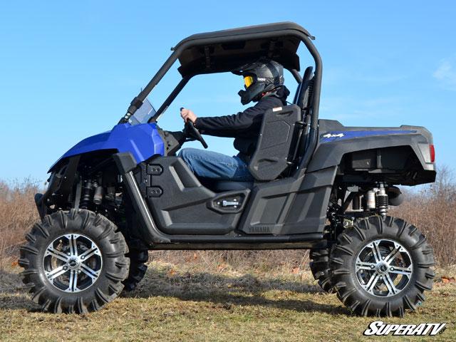 Super ATV 4 inch Portal Gear Lift for Yamaha Wolverine/Viking