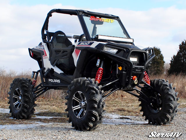 7 10 Inch Lift Kit For Polaris Rzr 900 By Super Atv