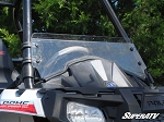 Super ATV Scratch Resistant Half Windshield for Polaris Sportsman Ace