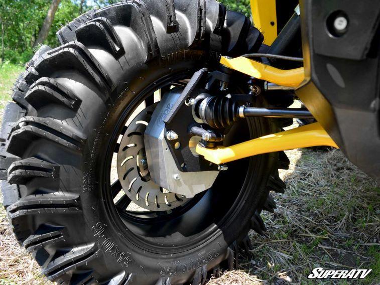 14 Inch Tires >> Super ATV 6 inch Portal Gear Lift for Can-Am Commander