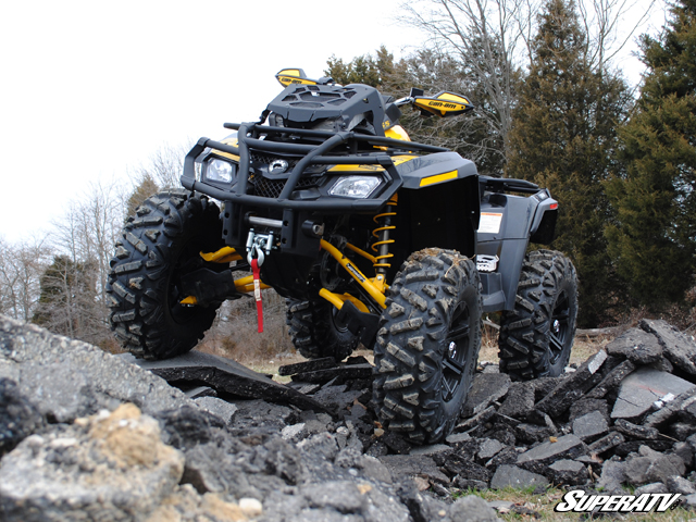 4 Quot Lift Kit For The Can Am Outlander Amp Xmr By Super Atv