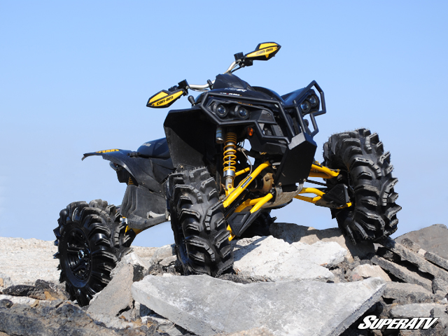 """Can Am Renegade Lifted >> 4"""" Lift Kit for the Can-Am Renegade by Super ATV"""