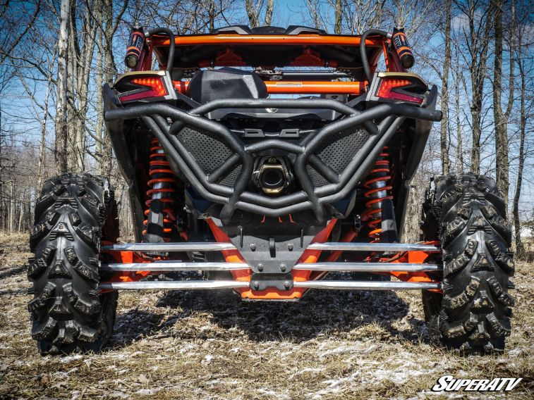 Super ATV Aluminum Rear Suspension Links for Can-Am Maverick X3