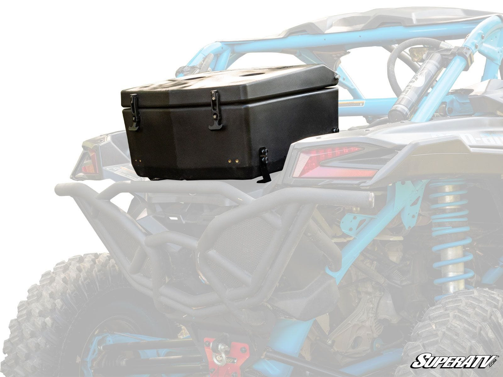 Tremendous Super Atv Rear Insulated Cooler Cargo Box For Can Am Maverick X3 Gmtry Best Dining Table And Chair Ideas Images Gmtryco