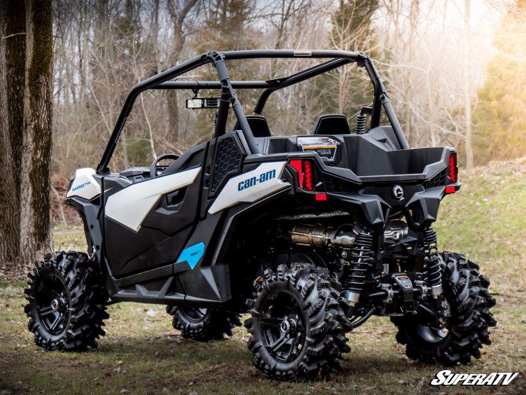 Super ATV 40 Inch Lift Kit For CanAm Maverick Trail Enchanting Can Am Bolt Pattern