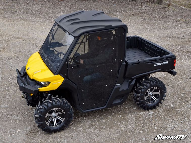 Super Atv Plastic Roof For Can Am Defender