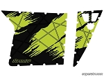 Super ATV Evasive Green Door Graphic Kit