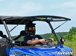 Super ATV Scratch Resistant Flip Windshield for Polaris Ranger 570 / XP 900
