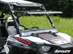 Super ATV Flip Windshield for Polaris RZR XP 1000 & 900