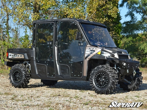 Polaris Ranger 570 Price >> Super ATV Cab Doors for Polaris Ranger Fullsize