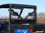 Super ATV Rear Windshield for Polaris Ranger 1000 UTV's