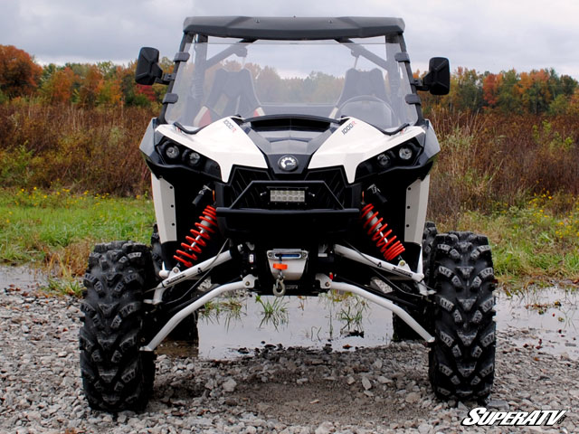 Full Windshield For The Can Am Maverick By Super Atv