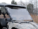 Super ATV Scratch Resistant Full Windshield for Yamaha Viking