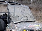 Super ATV Scratch Resistant Full Windshield for Polaris RZR 170