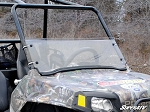 Super ATV Scratch Resistant Half Windshield for Polaris RZR 170