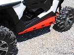 Super ATV Heavy Duty Rock Sliders for Polaris RZR XP 1000 & RZR 900